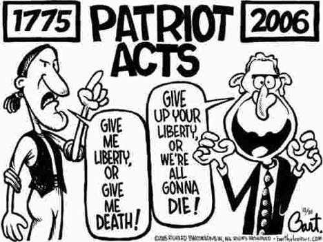 give me liberty or give me death analysis